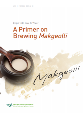 A Primer on Brewing Makgeolli