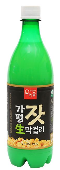 Gapyeong Pine Nut Makgeolli