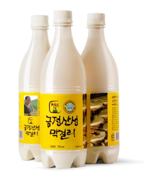 Geumjeongsanseong Makgeolli